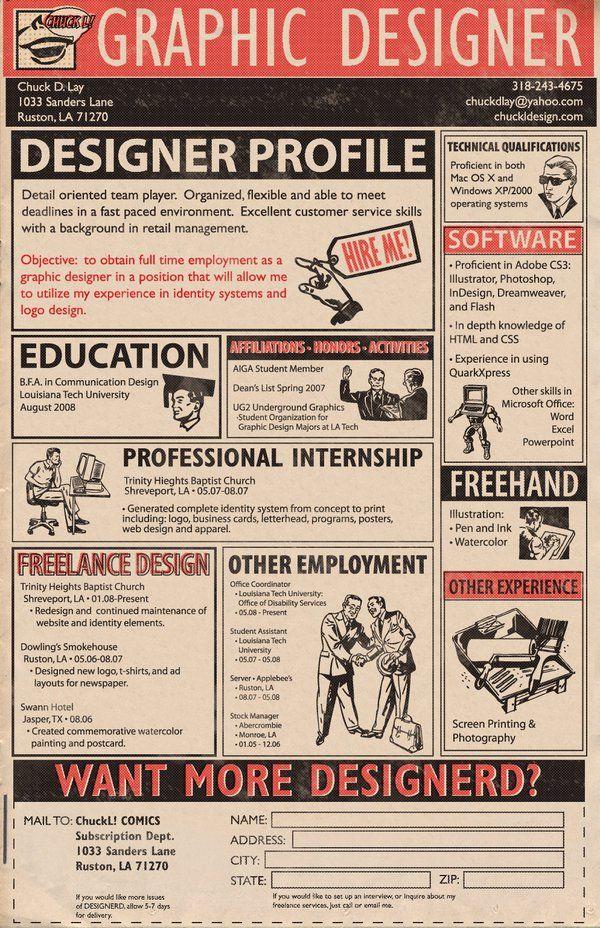 creative resume 18