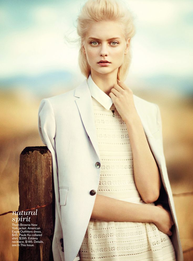 on the road: nastya kusakina by boo george for teen vogue march 2013 | visual optimism; fashion editorials, shows, campaigns  more!