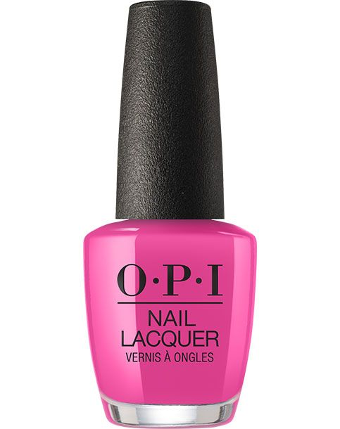 No Turning Back From Pink Street - OPI Lisbon Collection Spring 2018