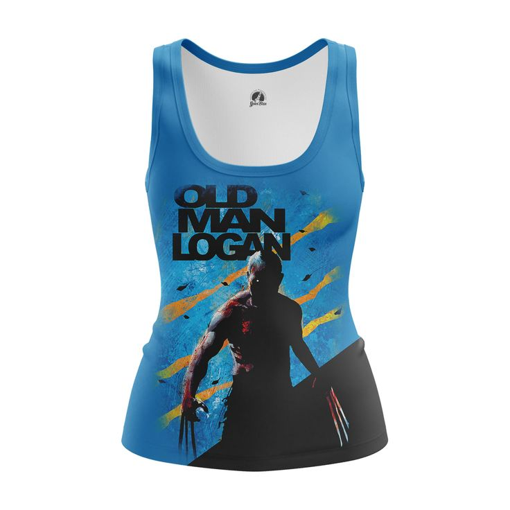 nice Girls Tank Old Man Logan Xmen Merch Gifts Collectibles