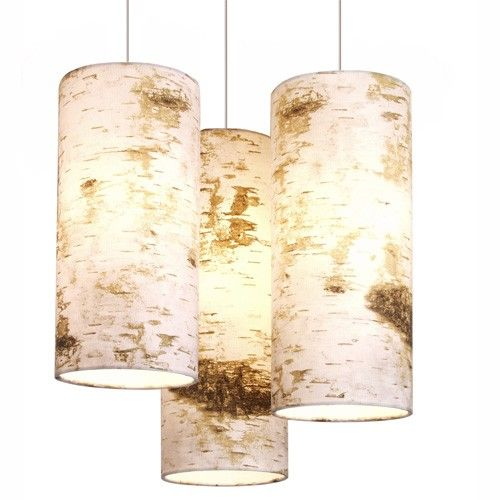 The Log Pendant Light