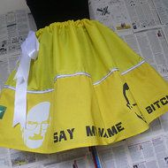 Breaking Bad Skirt, Breaking Bad Womens Costume, Cosplay, UNIQUE