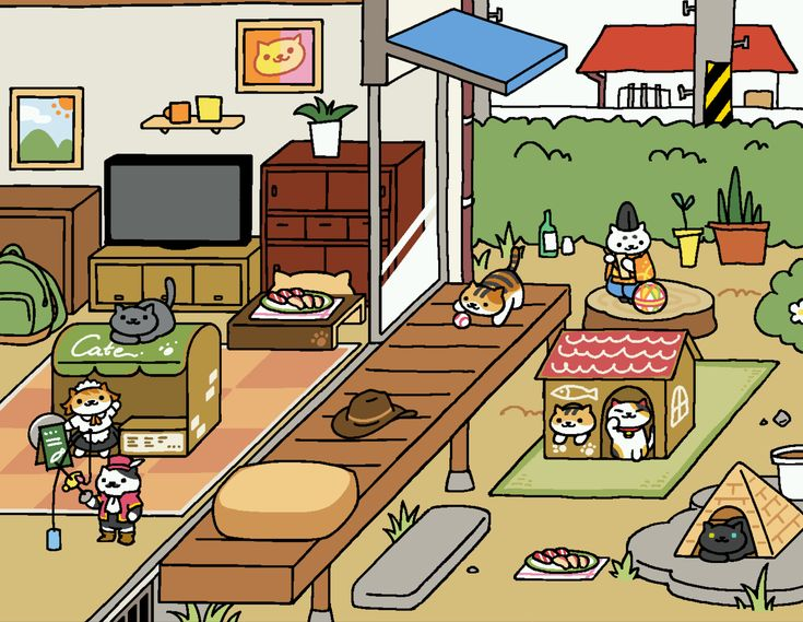 This Japanese game about collecting cats is the antidote to Internet stress. Delete Twitter. Download Neko Atsume.