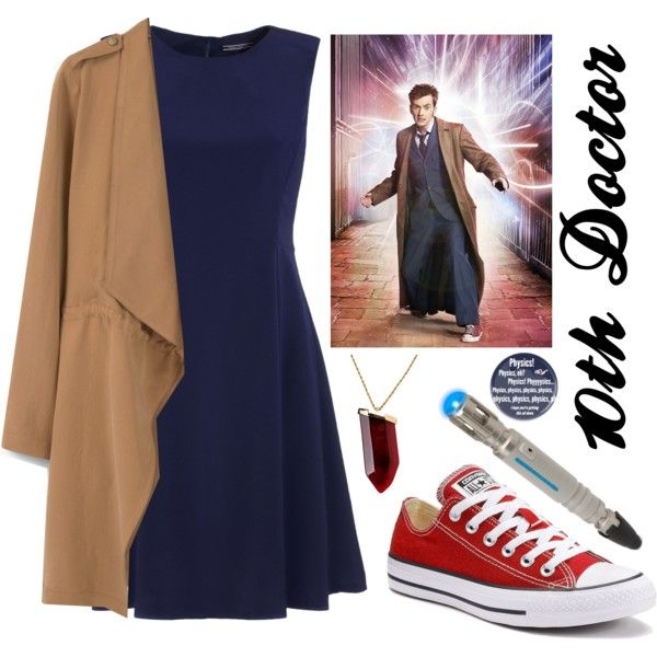 Doctor Who Halloween Costume or something, 10th Doctor by lizacatsforever on…