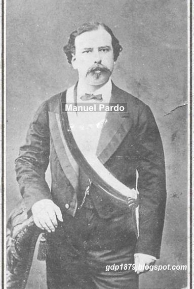 Manuel Pardo y Lavalle, Durante su gobierno se firmó el tratado entre  Perú y Bolivia.