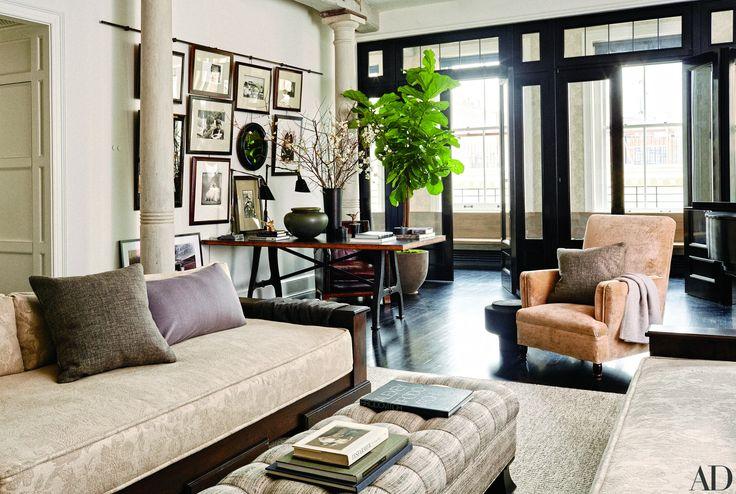 Meg Ryan's SoHo Loft Is the Perfect New York City Respite via @MyDomaine