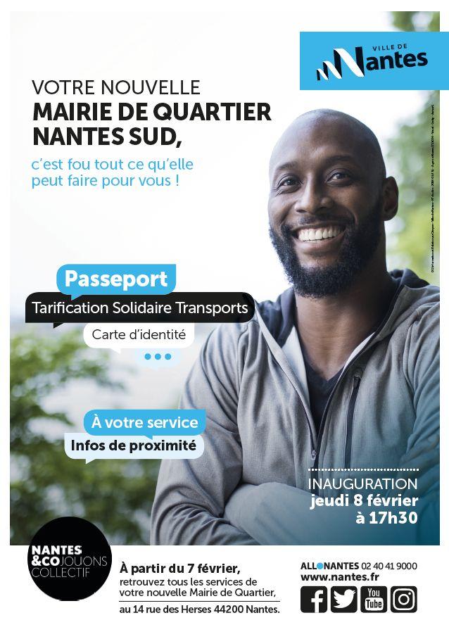 mairie de nantes carte d identité MOSWO | Ville de Nantes | Affiche | ouverture | mairie | mixité