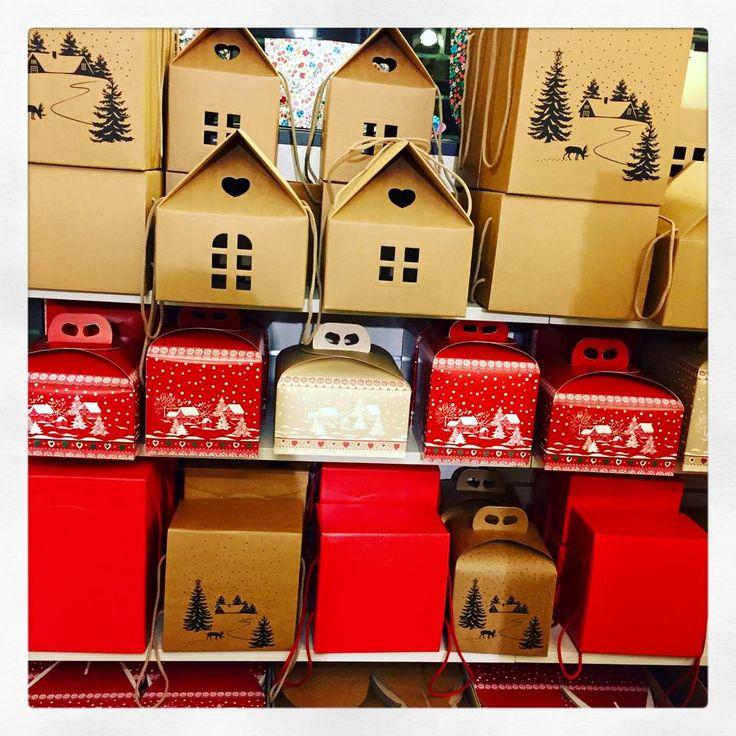 #scatole porta panettone+bottiglia #xmas