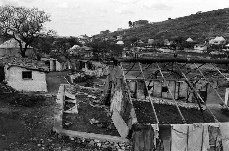James Burke, 1960, ο καταυλισμός των πολιτικών κρατουμένων στον Άι Στράτη