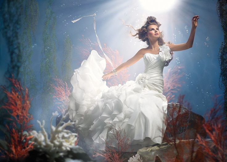 Alfred Angelo Disney Fairy Tale Weddings, Ariel