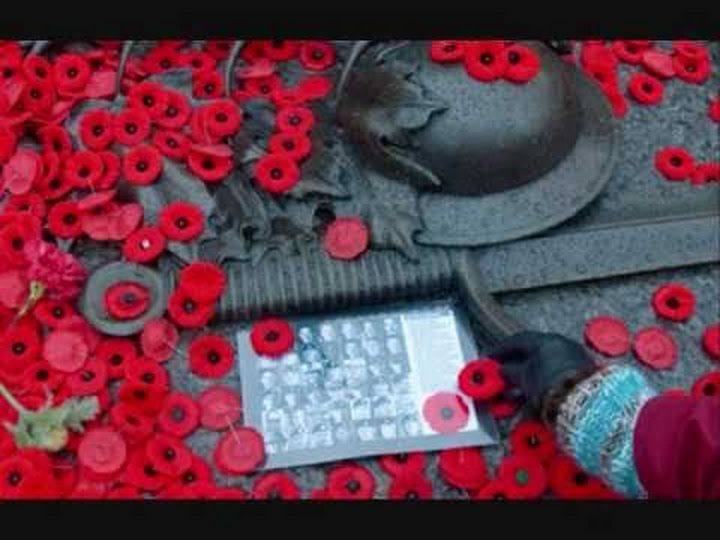 """""""Remembrance Day Canada('Soldiers Cry' by Roland Majeau)""""... - Peter Goettler - Google+"""