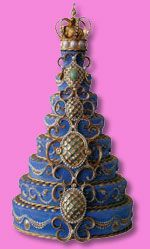 My favorite cake maker/decorator Margaret Braun