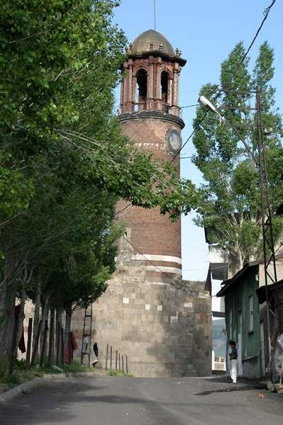 Erzurum Saat kulesi