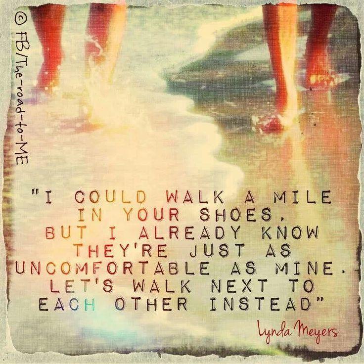 Caregiver peer support... share the journey together!