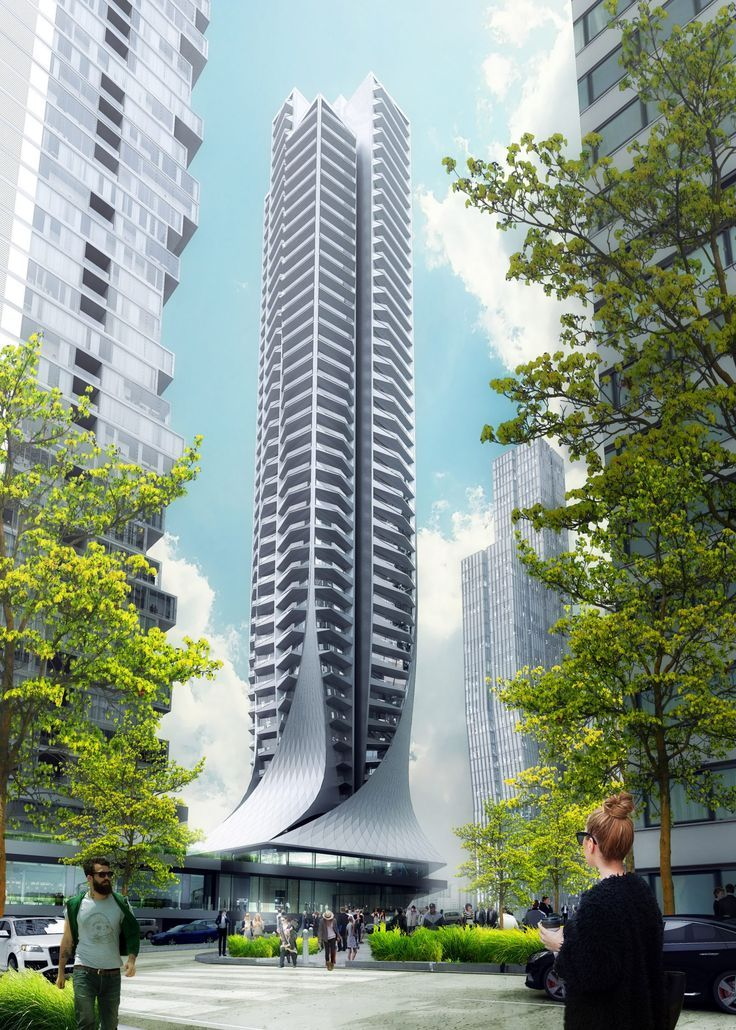 Groundbreaking of Zaha Hadid Architects' Tallest Residential Tower in Mexico City #FredericClad #THEFARM