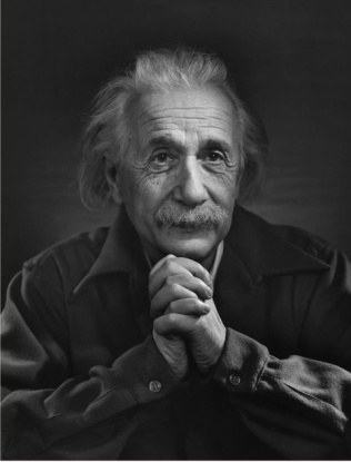 albert einstein 1949 by yousuf karsh
