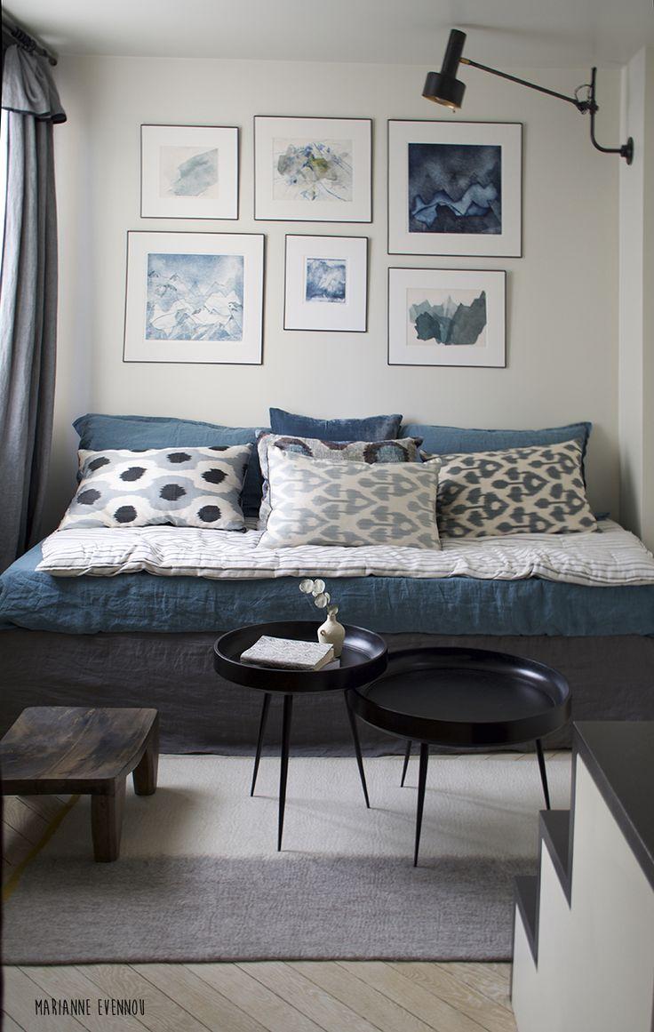 les 25 meilleures id es de la cat gorie pied de lit sur pinterest pied lit banc de lit et. Black Bedroom Furniture Sets. Home Design Ideas