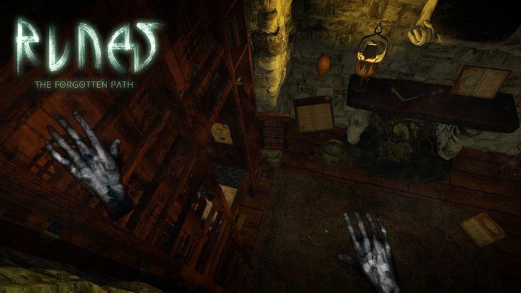 Runes: The Forgotten Path Heading to Kickstarter in April