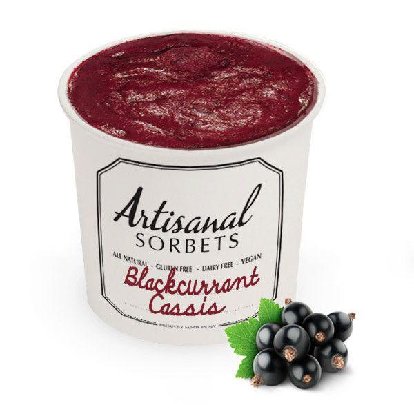 Cassis Blackcurrant Sorbet