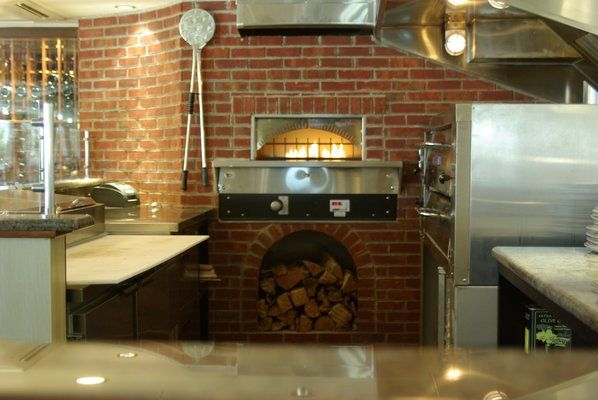 Kitchens With Brick Oven Brick Oven Pizza Kitchen Yelp