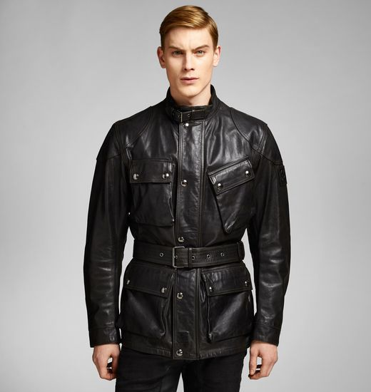 Mens Panther Jacket | Mens Designer Jackets & Coats | Belstaff
