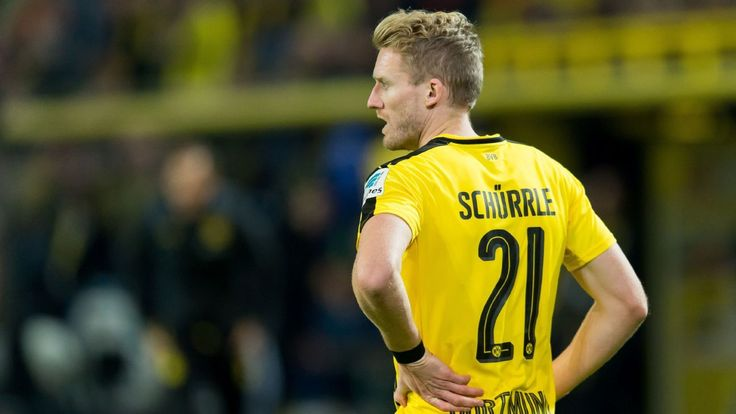 Andre Schurrle open to winter move away from Borussia Dortmund - agent