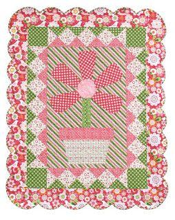 nellie's quilts | New Patterns by Karen Bennett