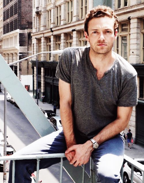Ross Marquand | by Jill Shomer