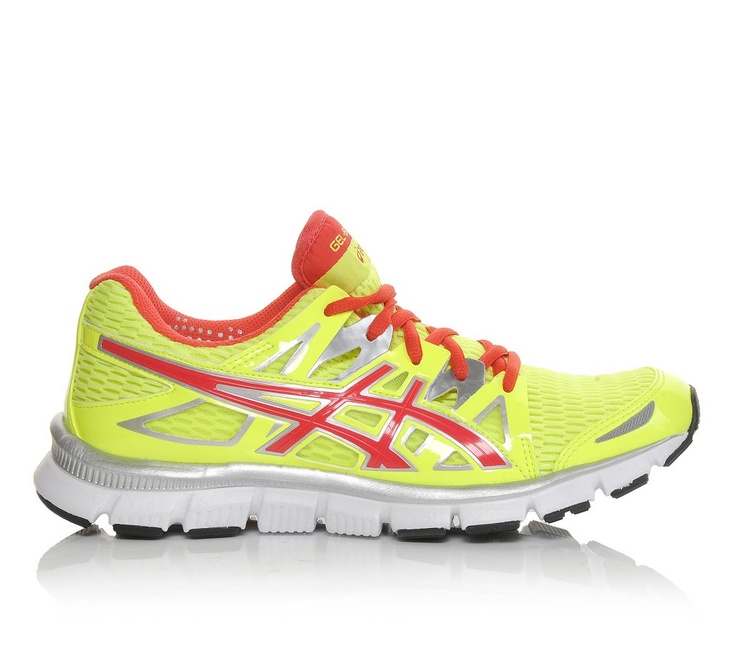 ASICS Gel Blur 33 2.0 at Shoe Carnival. We love these bright @Amanda Sics