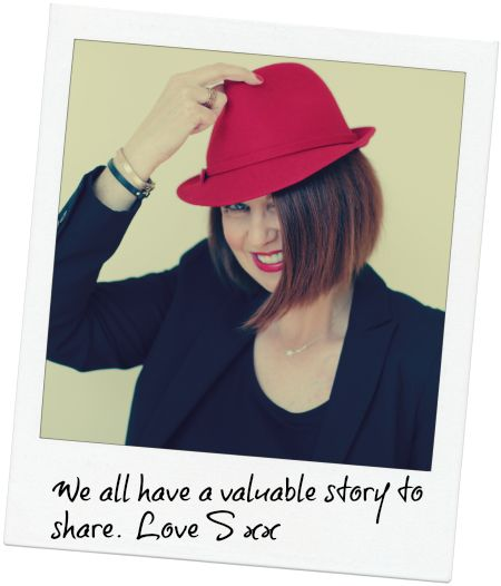 Everyone has a story to share | Susan E Young's Blog