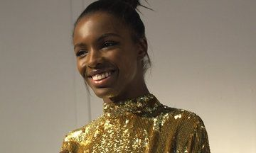 Leomie Anderson On Walking In 'The Most Diverse London Fashion Week Yet' | The Huffington Post