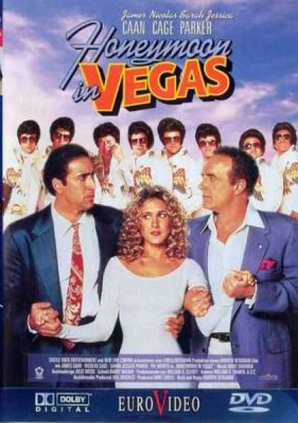 Honeymoon in Vegas. #Wedding #Movie