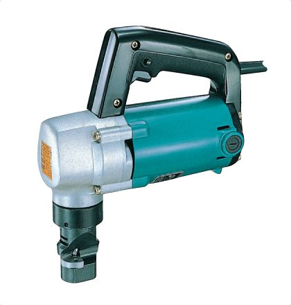 Makita JN3200 Nibbler     Zips through sheet metal, plastics and other sheet materials.     Built-in thickness gauge for convenience.     Easy punch and die replacement for reduced down time. For More Details: http://www.mrthomas.in/makita-jn3200-nibbler_108