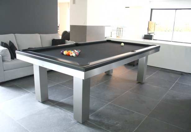 pool table dining table convertible fancy that pinterest. Black Bedroom Furniture Sets. Home Design Ideas