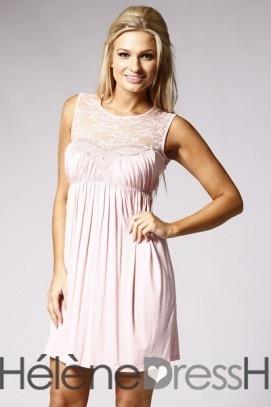 Elegant A-Line Short/Mini-Length Jewel Neckline Homecoming Dress - Cocktail Dresses - Special Occasion Dresses