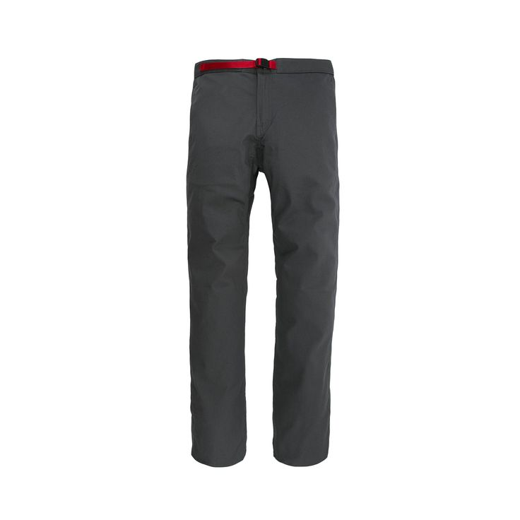 CLIMB PANTS A climbing staple reimagined, the Climb Pants feature a gusseted crotch and cinch belt but a trimmer cut with a bit of stretch to improve the fit an