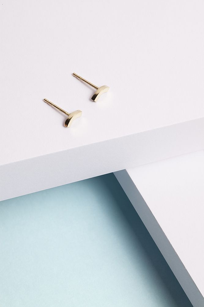 True to Form - 14kt solid gold collection.  Photography: Michel Wongsomenawi www.theboyscouts.nl