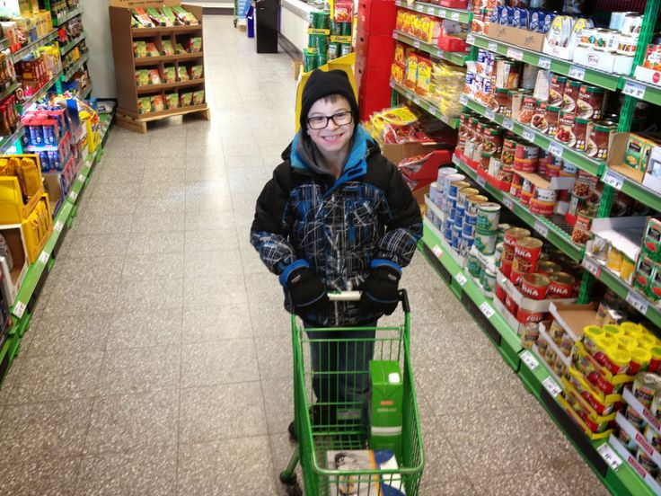What's it Like: Grocery Shopping in Norway