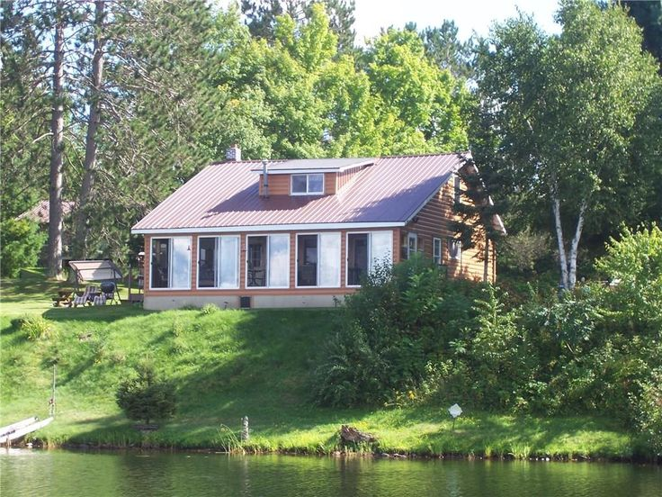 8 best northern wi lake homes images on pinterest lake for Northern wisconsin home builders