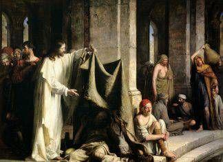 La Parola del giorno dal Vangelo secondo Matteo9,1-8.