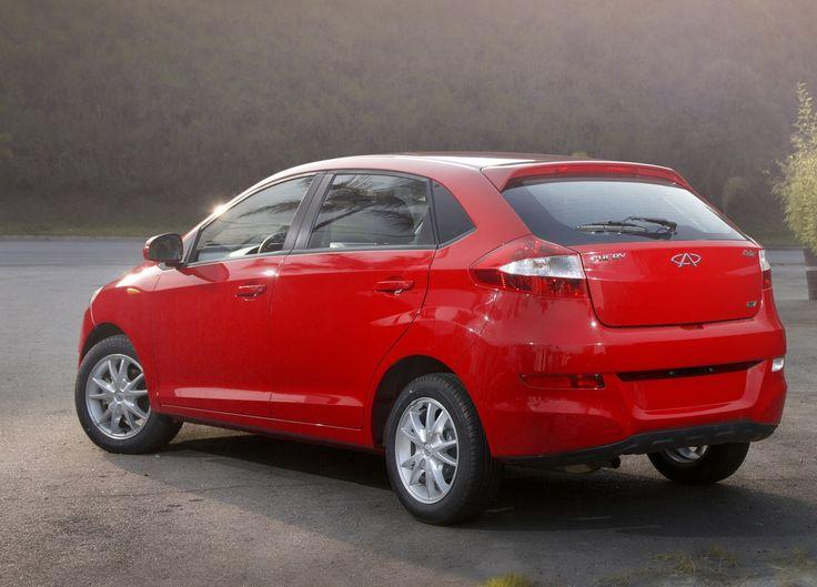 carro novo: Chery Celer 2014: Auto Cinesi