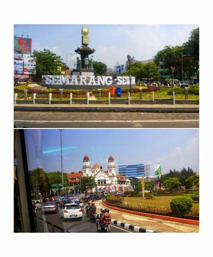 The 40th Mind Wanderer: Hari Pertama: Semarang