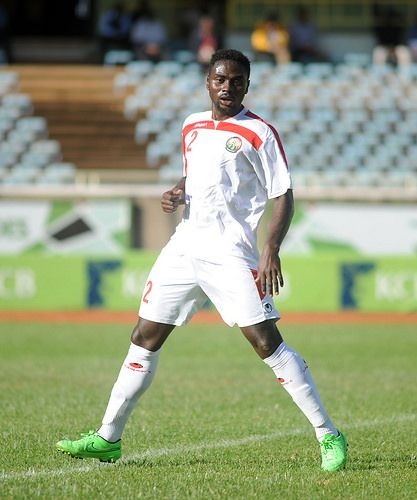 Harambee Stars Musa Mohamed | by shengol