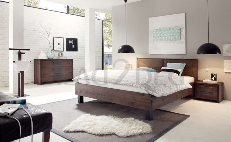 Contemporary Designer Beds » Hasena Mico Cena - Real Leather Rustic Solid Beech Bed » Hasena Mico Cena - Real Leather Rustic Solid Beech Bed - Head2Bed UK
