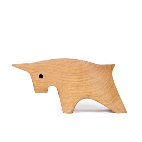 Animal Box Bull, @Areaware. Design by Karl Zahn.