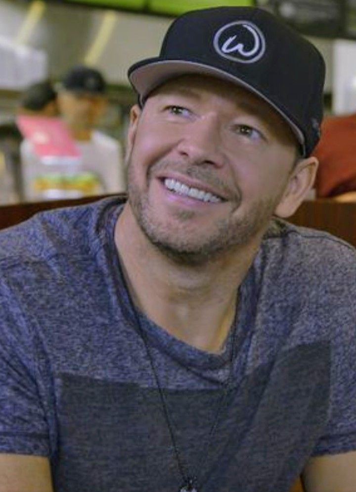 Donnie Donnie Wahlberg Hollywood Pictures Donnie And Mark Wahlberg