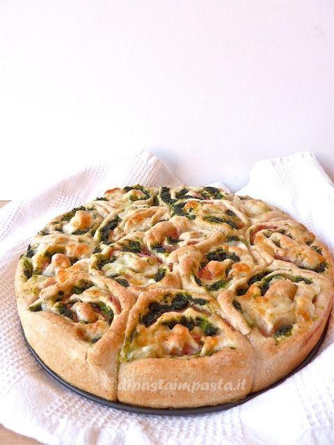 Di pasta impasta: Rose di pizza
