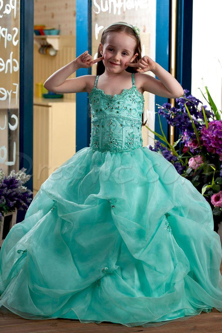 9 best Flower Girl Dresses images on Pinterest | Flower girls ...