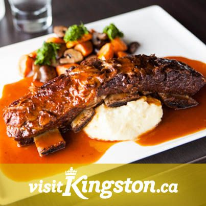 Visit Kingston and try some of these amazing restaurants featured on The Lobby for an incredible culinary experience!http://www.kingstonlobby.com/wine-food/kingston-5-restaurants-you-have-to-try