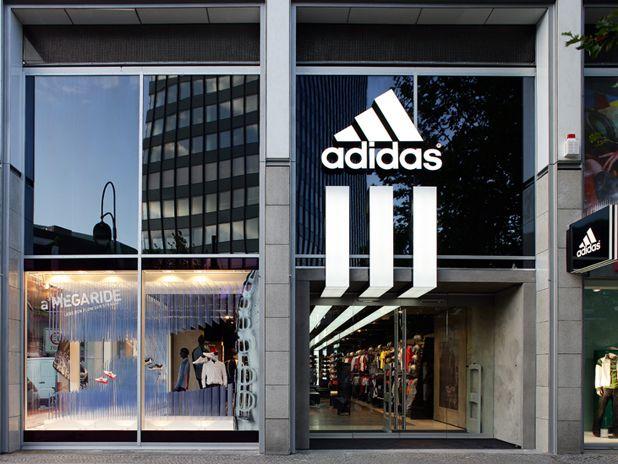 adidas stores
